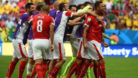 Last-gasp Seferovic snatches Switzerland victory | FIFA World Cup Brazil 2014 | Scoop.it