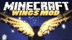 Cosmetic Wings Mod for 1.10.2/1.7.10   Gta Gaming   Scoop.it