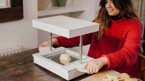 FormBox takes on 3D printers with an instant vacuum former | Beacon | Scoop.it