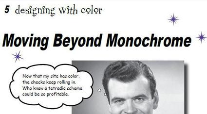 Importance of Color In Web Design:14 Useful Free PDF Ebooks for Web Designers | Web, marketing, design | Scoop.it