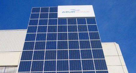 Fotovoltaico integrato sulla facciata: 100% autoconsumo per Azur Space Solar Power | Facciate, facades, vertical green wall, colorful facades, wall street art, facades led media light, projection  mapping | Scoop.it