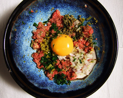 Steak Tartare – Raw Food For The Masculine Eater | RawFoodRecipes | Scoop.it