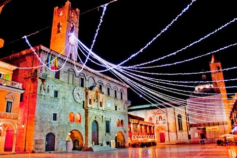 Christmas in Ascoli Piceno | Le Marche another Italy | Scoop.it