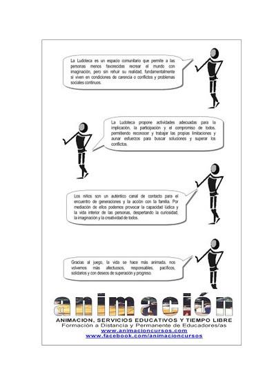 Que son las Ludotecas - Cursos a distancia de Ludotecas y Juegos | Cursos Ludotecas | Scoop.it