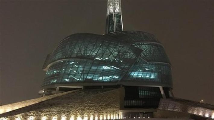 Winnipeg : Le Musée canadien pour les droits de la personne dans le rouge | RCI | Kiosque du monde : Amériques | Scoop.it
