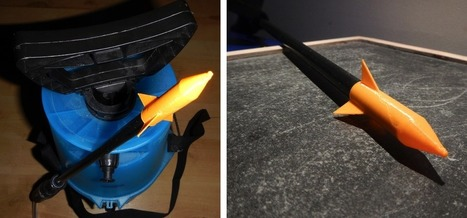 """""""And the Customizable 3D Printed Model Rockets Red Glare…"""" 
