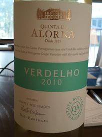 Invinocredo: Quinta da Alorna Verdelho 2010 | Wine Lovers | Scoop.it