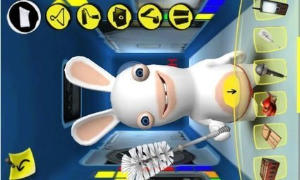 Free Download Rabbids Go Phone Again HD v 1.0 Apk : Android Center | .APK | Flopper | Scoop.it