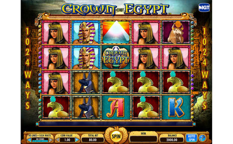 Genting Casino: Crown of Egypt   Press Releases   Scoop.it