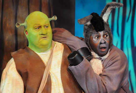 Hocker stages fractured fairy tale musical 'Shrek' | OffStage | Scoop.it