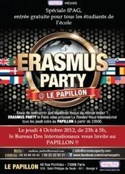 Erasmus : tout ce qu'il faut savoir pour postuler   Du bout du monde au coin de la rue   Scoop.it