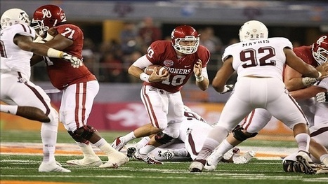 Will A Running Quarterback Produce Better Results For OU Next Fall? | Sooner4OU | Scoop.it