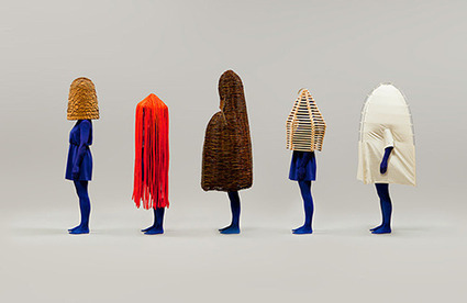 Playfulness abounds in dazzling Dutch designer Femke Agema's fashions | Studio Art and Art History | Scoop.it