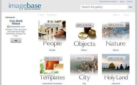Imagebase, banco de imágenes libres para usar en nuestros proyectos | Programación: PHP, JAVASCRIPT, HTML, CSS, ANDROID,MySQL, SQL | Scoop.it