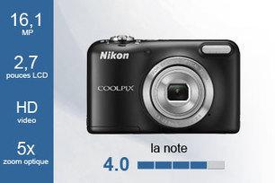 Nikon Coolpix L31 - Test complet   ditesouistiti.com   Photographie   Scoop.it
