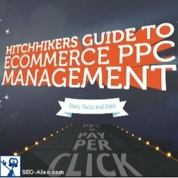 Hitchhiker's Guide to Ecommerce PPC Management: Stats, Facts and Data | Allround Social Media Marketing | Scoop.it