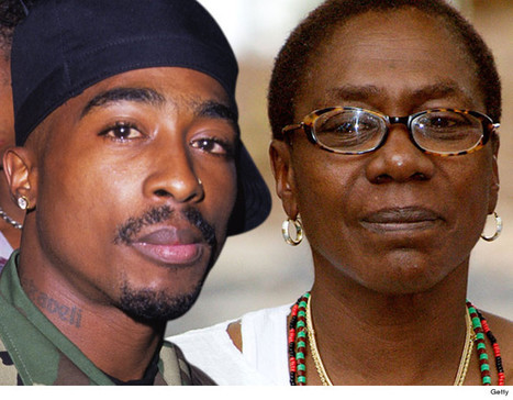 Afeni Shakur -- Smarter Than Prince ... Tupac's Money and Music Protected | Celebrities & More | Scoop.it