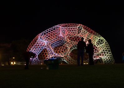 Light, Technology & Innovation:  SOL Dome by Loop.pH | Urban Engagement and Creativity | Scoop.it