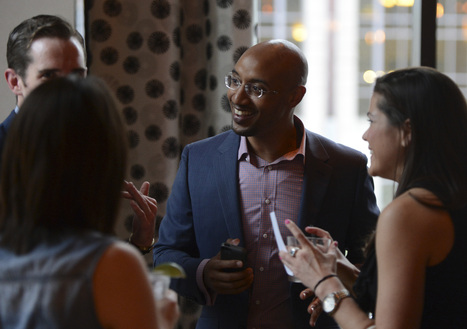 Networking secrets from the experts - Boston Globe | Technology in Business Today | Scoop.it