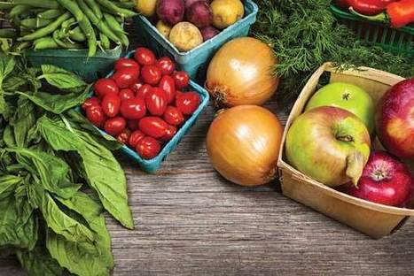 10 Nutrition Tips to Boost Health and Flavor in Fresh Food - Mother Earth News | Food Storage | Scoop.it