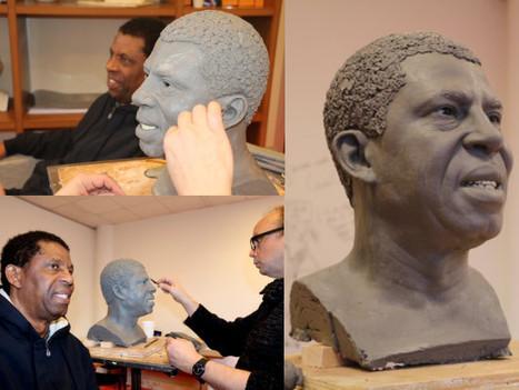 Haïti - Littérature : Dany Laferrière au Musée Grévin - HaitiLibre.com : Toutes les nouvelles d'Haiti 7/7 | Ce qui se dit sur le(s) musée(s) Grévin...... | Scoop.it