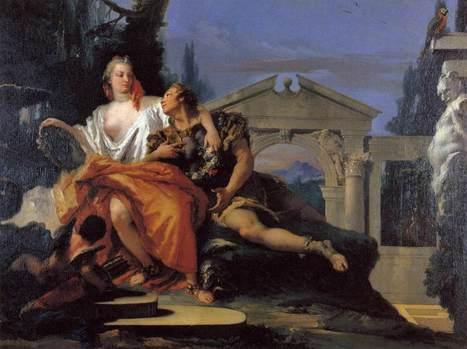 Masters of Art: Giovanni Battista Tiepolo (1696 - 1770) | Rokhaya diop -historia- | Scoop.it