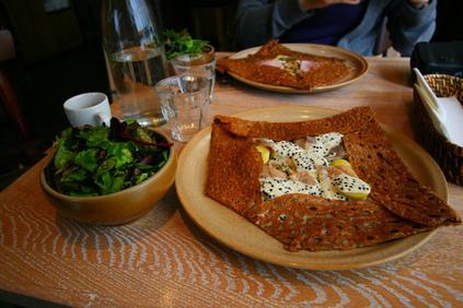 Paris Restaurants – AvenueStory recommends: Breizh Café | Paris restaurants | Scoop.it