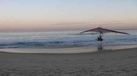 Hang Gliding Soars Above Other Beach Activities   Outer Banks Neighborhoods   Everything OBX   Scoop.it