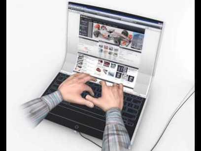 Future Design Laptop ROLLTOP (Being Developed)   Prospection technologiques   Scoop.it