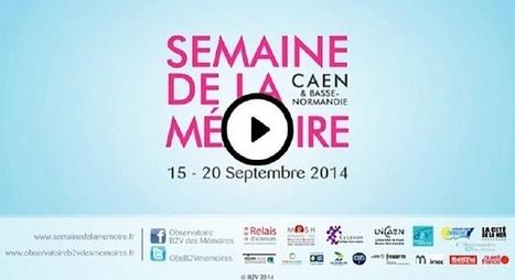 La semaine de la mémoire du 15 au 20 septembre 2014 | Veille Sénior | Scoop.it