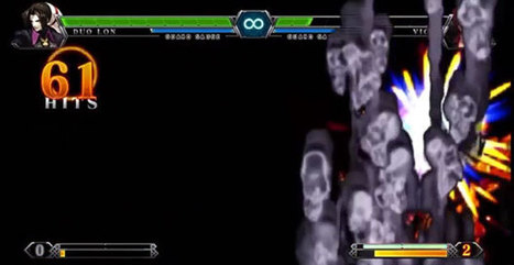 King of Fighters XIII – Duo Lon, Yuri and Ash Combos by BubblanAB7 | The King of Fighters | Scoop.it