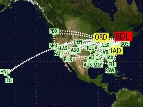 MatthewMontoya_ on JetLovers - Your Flight Club | Travelled | Scoop.it