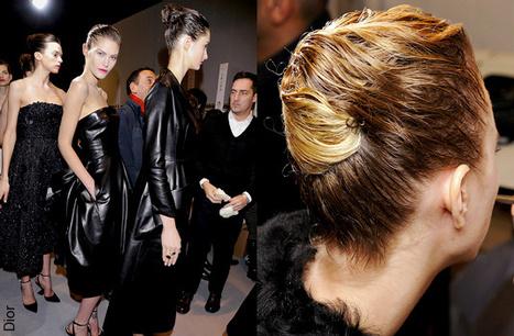 L'effet cheveux mouillés - Tendances de Mode | Mode Trends | Scoop.it