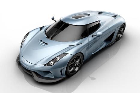 Koenigsegg : la Regera a un petit quelque chose des Transformers | Heron | Scoop.it