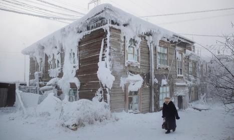 Le village le plus froid du monde, Oïmiakon, vu par le photographe Amos Chapple | Graine de Photographe The Blog | Jaclen 's photographie | Scoop.it