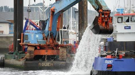 (14) Trouville opposée à l'immersion des sédiments du port de Rouen | | PSN - Filière Eco-Industrie | Scoop.it