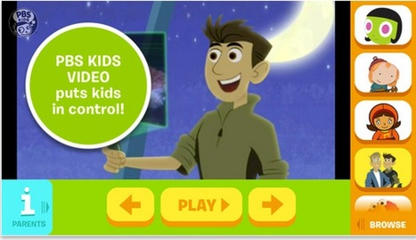 PBS Kids Video App Provides Tons of Educational Videos for Your Kids ~ Educational Technology and Mobile Learning | ICT | Scoop.it