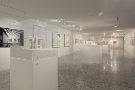 Richard Meier Retrospective Exhibition in Mexico City | The Architecture of the City | Scoop.it