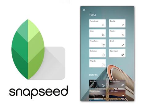 Snapseed : una apliación de edición fotográfica profesional   BiblioTICs   Scoop.it