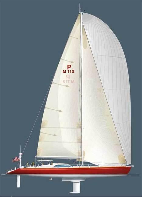 Chuck Paine & Associates Yacht Design Inc., Camden Maine | Regatta | Scoop.it