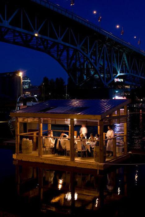 goodweather collective + loki ocean: plastic dining room | Ébène SOUNDJATA | Scoop.it