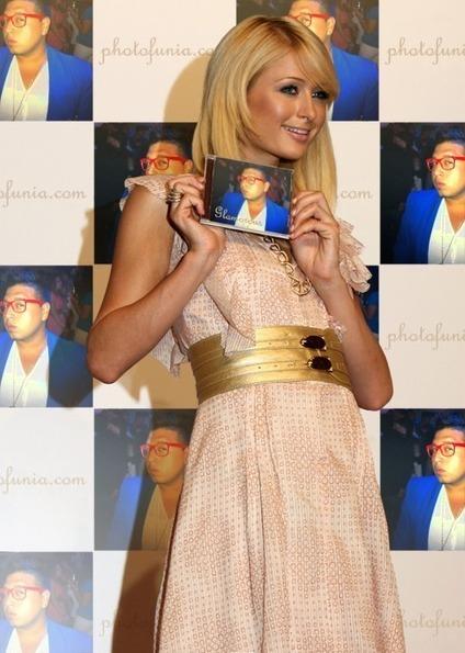 PhotoFunia :: Paris Hilton | Open Access | Scoop.it