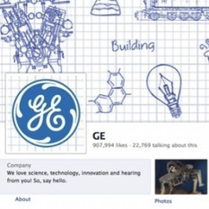 Creative inspiration for your social media strategy from GE | Social media marketing tips for clothing store | Scoop.it