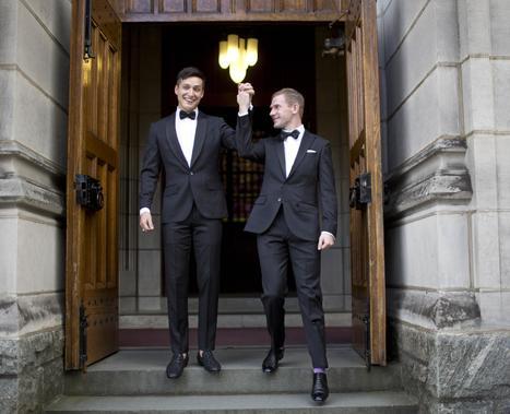 West Point hosts first wedding between 2 men | Religion in the 21st Century | Scoop.it