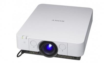 Sony VPL-FHZ55 | videoprojecteur | Scoop.it
