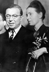 Pensées de Jean-Paul Sartre - Dgiraudet-penser.over-blog.com | Dominique Giraudet | Scoop.it