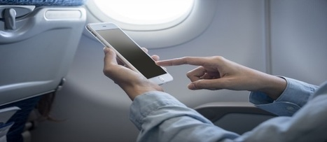 Airline passengers on wifi, in-flight entertainment and on-board activities | Tourism Innovation | Scoop.it