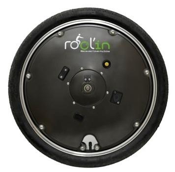 Rool'in commercialise une roue électrique pour votre vélo ! | Heron | Scoop.it