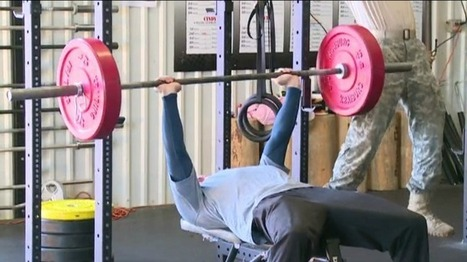 Kentucky National Guard soldiers weightlifting for a good cause - WKYT | Best Of The Internet | Scoop.it
