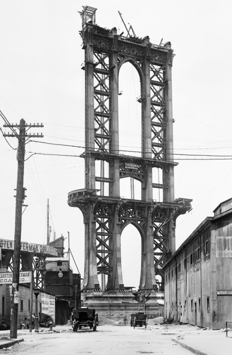 Historic Photos From the NYC Municipal Archives | The Blog's Revue by OlivierSC | Scoop.it